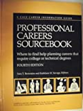 Professional Career's Sourcebook, , 0810389150