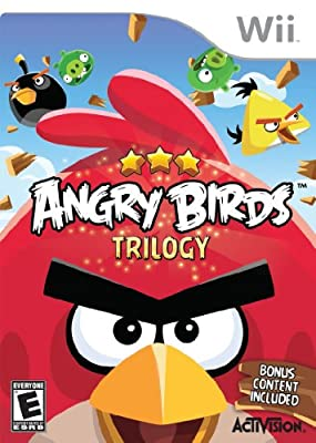 Angry Birds Trilogy from Activision Inc.