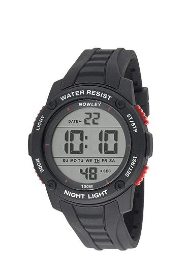 Reloj NOWLEY 8-6271-0-3 Digital Hombre