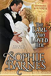 The Earl Who Loved Her (The Honorable Scoundrels Book 2)