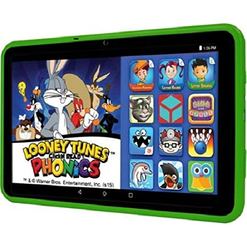 Click N Kids 7 16GB EPIK Learning Tab for Kids with Intel Quad Core Processor - Green Coupons