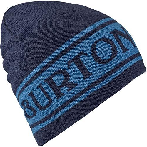 Burton Billboard Beanie, One Size, Vallarta Blue/Mood Indigo
