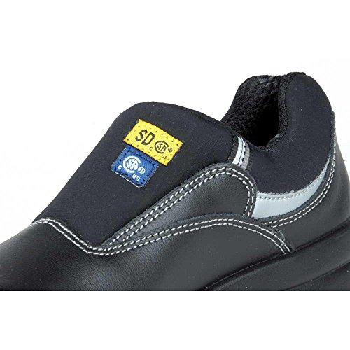 Safety Cofra SD 84050 Shoes Malika Black CD0 D06 6 44B1xpHq