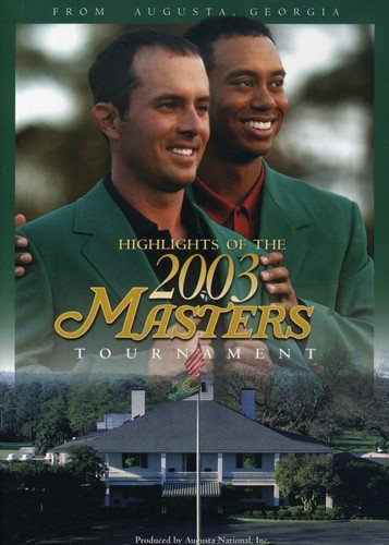 DVD : Highlights Of The 2003 Masters Tournament (DVD)