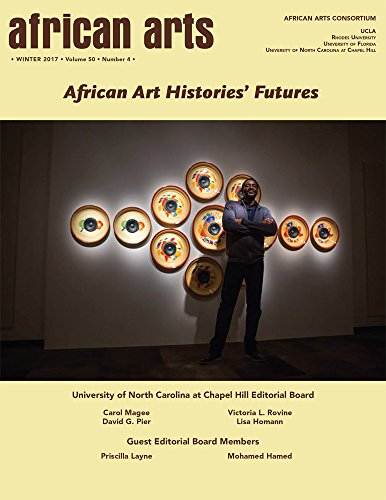 African Arts: 50:4 (Winter 2017)