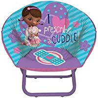 Nickelodeon Doc McStuffins Mini Saucer Chair