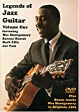 Legends of the Jazz Guitar 1 [DVD] [Import]