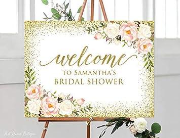 Amazon.com: Enidgunter - Señal de bienvenida para la ducha ...