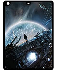 Final Fantasy Samsung Galaxy S6 Case's Shop 5118728ZA917149288AIR New Snap-on Skin Case Cover Compatible With iPad Air - Space Ship