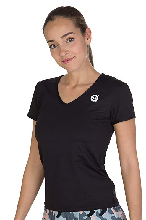 a40grados Sport & Style, Camiseta Candy (con Mangas), Mujer, Tenis ...
