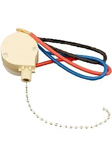 Westinghouse #77075 3 Speed Fan Switch - - Amazon.com