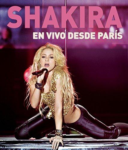 Shakira: En Vivo Desde Paris (Shakira Best Dance Performance)
