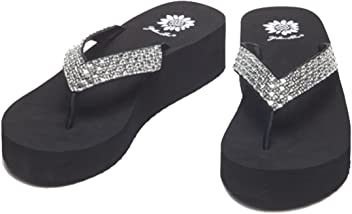 Yellow Box Womens Scalia Sandals