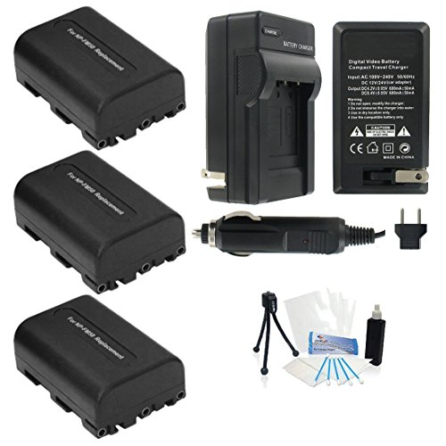 Kircuit Car Adapter for Samsung SCL500 SCL520 SCW73 SCL650 SCL700 Camcorder Charger PSU