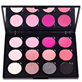 Coastal Scents Think Pink Palette, 8.5-Ounce