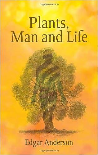 Plants Man And Life Edgar Anderson 9780486441931 Amazon Com Books