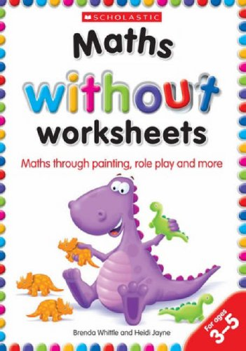 Maths without worksheets ebook