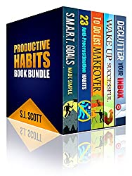 Productive Habits Book Bundle (Books 1-5)