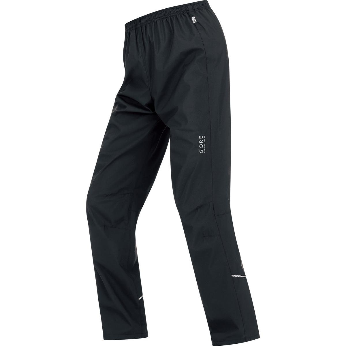 Gore Essential AS Running Pants - AW16 - Large - Black by Gore (Image #1)