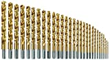 Bosch TI29 Titanium Metal Drill Bit Set (29 Piece)