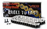 525 x 120 Links O-Ring Motorcycle Chain White