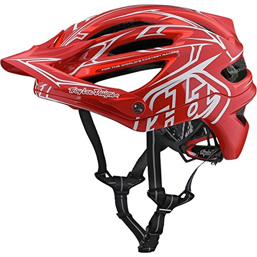 Troy Lee Designs 2018 A2 MIPS Pinstripe 2 Bicycle ()