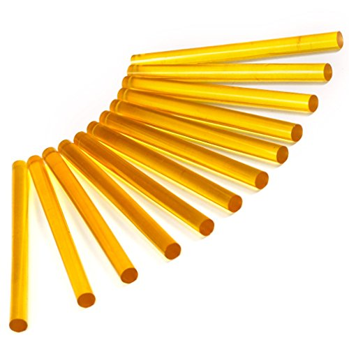 Keratin Hair Glue - 12 pcs X Hair Extensions Keratin Glue Bond Gun Sticks
