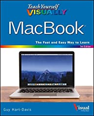 The visual way to unlock the power of your MacBook If you're a visual learner who's eager to get up and running on all the MacBook has to offer, this fully illustrated and easy-to-follow guide is for you. Covering all the essential informatio...