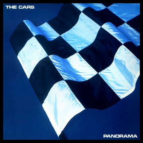 Album Covers - The Cars - Panorama 1980 Album Cover Poster
