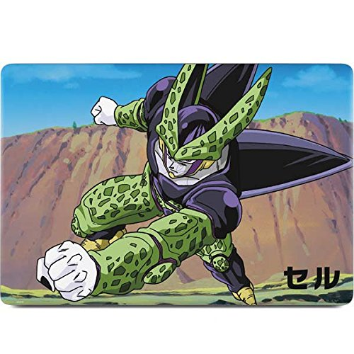 Skinit Dragon Ball Z MacBook Pro 15-inch with Touch Bar (2016-18) Skin - Cell Power Punch Design - Ultra Thin, Lightweight Vinyl Decal Protection by Skinit (Image #1)