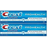 Crest Pro Health Extra Whitening Toothpaste Fresh Clean Mint 5.1 oz(144g) - Pack of 2