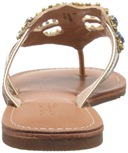 by Moxy Women's Ahoy Gold Dolce Mojo Dress Sandal vnqdRwRfOx