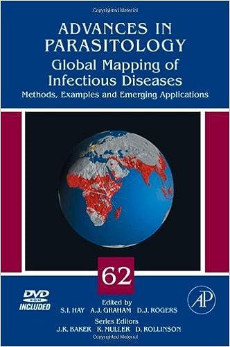 Livres électroniques gratuits à télécharger et à lireGlobal Mapping of Infectious Diseases, Volume 62: Methods, Examples and Emerging Applications (Advances in Parasitology) en français PDF PDB