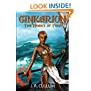 Cinkarion: The Heart of Fire (The Karionin Chronicles Book 2)
