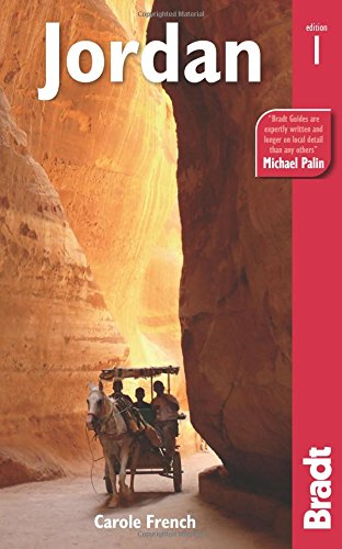 Jordan (Bradt Travel Guide) - Jordan Usa Shop