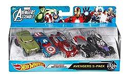 Hot Wheels Marvel Avengers Assemble Aven...