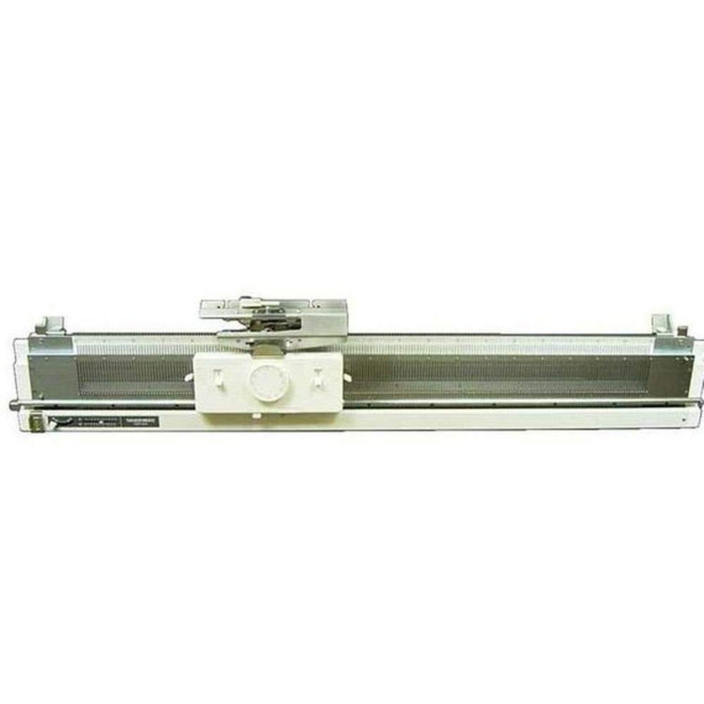 SRP60N Singer/Silver Reed Standard Gauge Ribber for SK280 Standard Gauge Knitting Machine by SUNNY CHOI (Image #1)