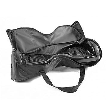GDRAVEN 6.5 Hoverboard - Bolsa de Transporte para monopatín, Resistente al Agua, con Dos Ruedas, portátil, para Adultos, Color Negro, Negro: Amazon.es: ...