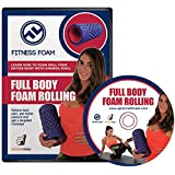 Full Body Foam Rolling DVD - Exercises & Training Videos On How To Use Foam Rollers For Self-Myofascial Relief, Recovery & Core Strengthening (NTSC Version)