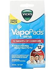 Vicks Vapo Pad Family Pack, 12 Count