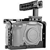 SmallRig GH5/GH5S Cage Kit for Panasonic Lumix - 2050, Top Handgrip and GH5/GH5S Cage Included