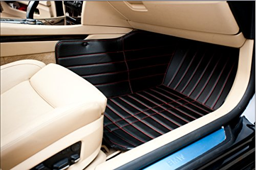 okutech custom fit luxury xpe leather waterproof 3d full car floor mats for bmw 7 series 750i. Black Bedroom Furniture Sets. Home Design Ideas