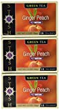 Cheap Stash Premium Ginger Peach Green Tea, Tea Bags, 18-Count Boxes (Pack of 6)