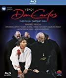 Verdi: Don Carlos (Blu-Ray) [2014] [Region Free]