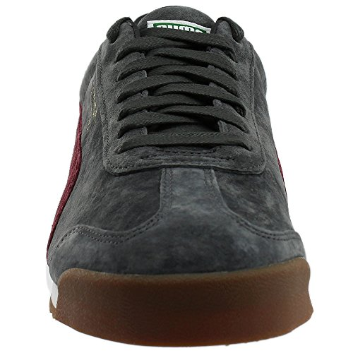 in China PUMA Men's Roma Gents Asphalt/Cordovan 10.5 D US websites cheap price wiki for sale YGNPzNLjEy