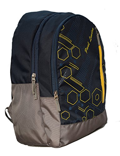 Paul London Young 15 Ltrs Backpack,Navy Blue