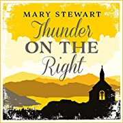 Thunder on the Right de Mary Stewart