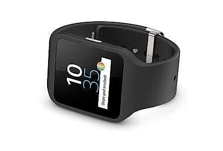 Sony SmartWatch 3 SWR50 Reloj Inteligente Negro 4,06 cm (1.6 ...