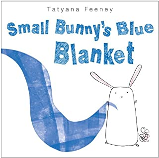 Book Cover: Small Bunny's Blue Blanket