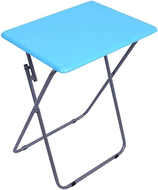 Xyanzi mesas Plegables Escritorio de Pie, Mesa de Camping Mesa ...